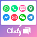 Chaty: All‑In‑One Chat Button
